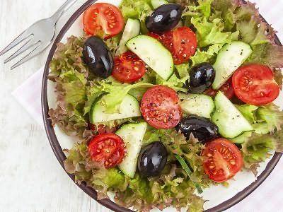 В овощной день можно кушать только овощи