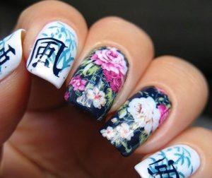 Иероглифы на ногтях: китайский маникюр, фото, значения, дизайн на любовь и деньги, японские рисунки шеллаком